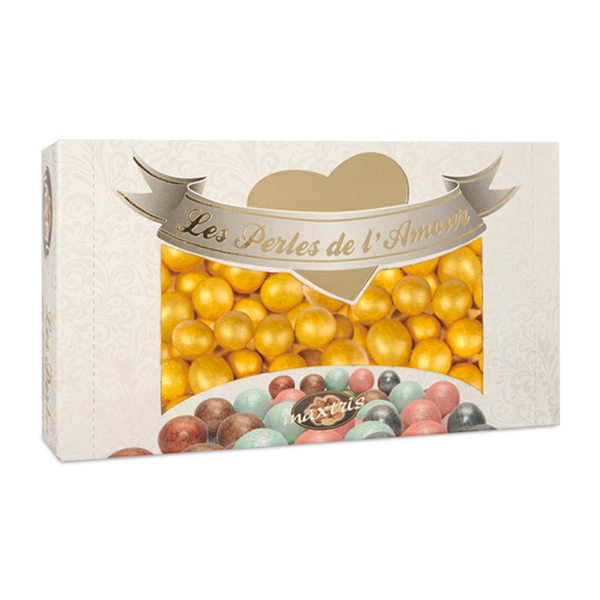 Les Perles Gold Pearl