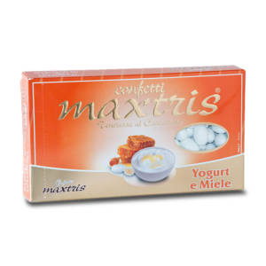 Maxtris Yougurt e Miele