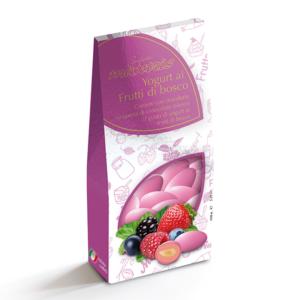 Sacchetto Maxtris Yogurt ai Frutti di Bosco